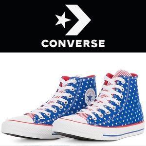 Converse Chucks Hi Americana Flag Stars Stripes